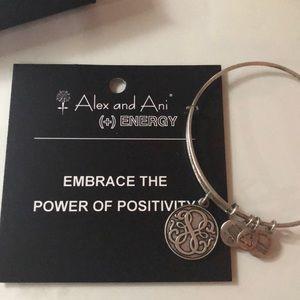 """""""Power of positivity"""" bracelet"""